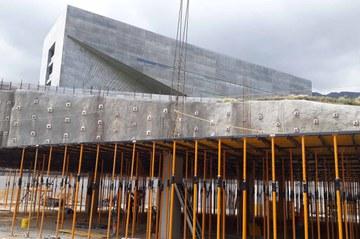Pabellón Amarillo, Universidad de Monterrey. (UdeM)