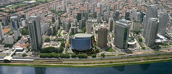 Edificio Landmark, São Paulo, Brasil
