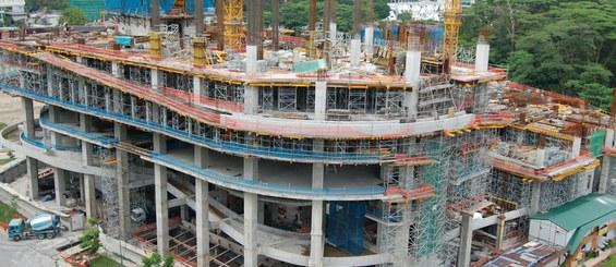Fusionopolis Solaris, Singapur