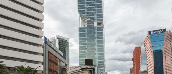 Edificio en Reforma 20-26, Ciudad de México, México