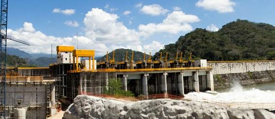 Central Hidroeléctrica San Rafael, Edo. de Nayarit, México
