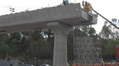 Autopista urbana Norte, Ciudad de México, México