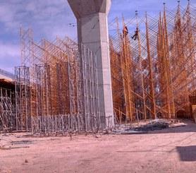 Distribuidor Vial Benito Juárez, León Guanajuato, México