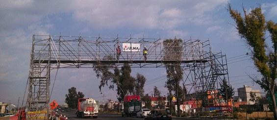 Segundo Piso Carretera México-Puebla, Puebla, México