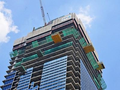 Thamrin Nine, el rascacielos más alto de Indonesia